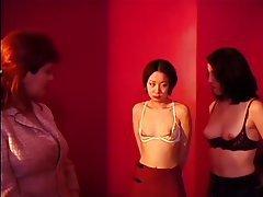 Asian Lesbian Group Sex BDSM
