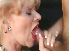 Blonde Mature Old and Young Stockings