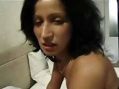 Double Penetration Interracial Orgasm Threesome