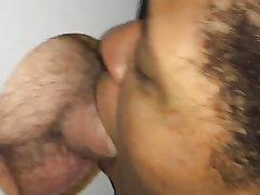 Amateur BBW Gloryhole Interracial