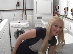 Amateur Big Boobs Blonde Blowjob MILF