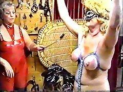 BBW BDSM Big Boobs German