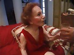 Granny Hairy Mature Pornstar