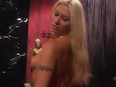 BDSM Lesbian Blonde Brunette