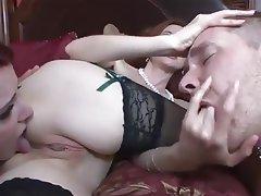 BDSM Cunnilingus Femdom Foot Fetish