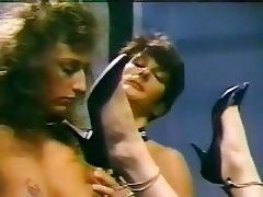 BDSM Femdom Group Sex Lesbian