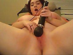 Amateur BBW Orgasm