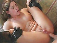 Anal Babe BDSM Blowjob