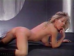 BDSM Lesbian Big Boobs Blonde