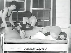 BDSM Bondage Pornstar Stockings Vintage