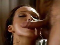 Blowjob Brunette Hardcore Pornstar