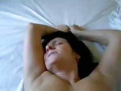 Amateur Big Boobs Close Up Granny POV