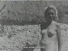 Beach Outdoor Vintage Voyeur