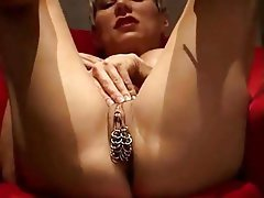 Amateur BDSM MILF Piercing