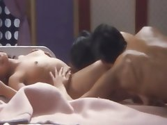 Asian Group Sex Softcore Threesome Vintage