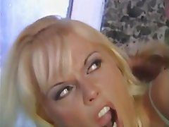 Anal Babe Big Boobs Blonde