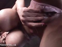 Asian Babe Masturbation MILF Panties