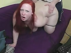 BBW Big Boobs Big Butts Redhead