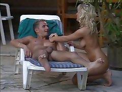 Anal Babe Blonde German