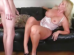 Big Boobs Mature Pornstar