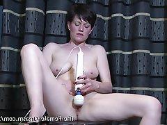 Masturbation MILF Orgasm Softcore