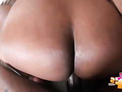 Babe Big Ass Blowjob Ebony
