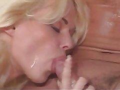 Anal Babe Big Boobs Blonde German