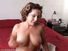 Big Boobs Granny Mature MILF