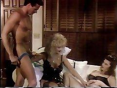 Anal Group Sex MILF Stockings Vintage