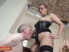 Anal BDSM Creampie German