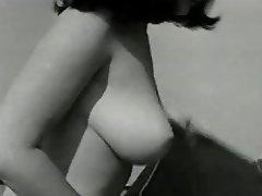 Big Boobs Brunette Outdoor Vintage