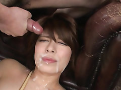 Asian Massage MILF Toys