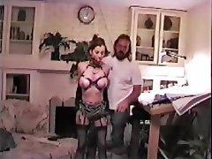 BDSM Big Boobs Blowjob