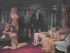 Lesbian Group Sex Blonde Brunette