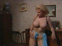 Big Boobs Hairy Italian Pornstar