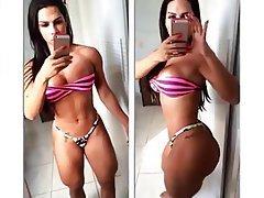 Babe Big Butts Brazil