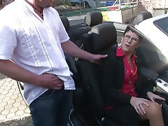 German Mature MILF Old and Young