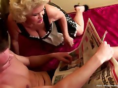 Hairy Creampie Granny Mature Old and Young