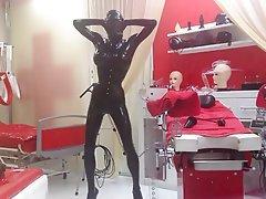 BDSM Celebrity German Latex