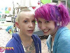 Anal Lesbian MILF Tattoo