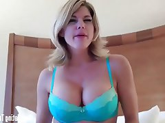 BDSM Cumshot Femdom Masturbation POV