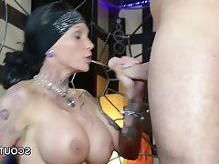 Gangbang German Hardcore MILF Old and Young