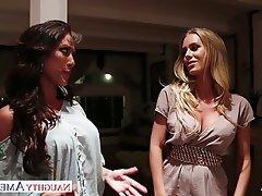 Big Boobs Lesbian Pornstar Softcore