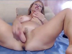 Amateur Masturbation MILF Webcam