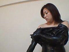 Asian Japanese Latex