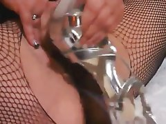 BBW BDSM Masturbation Squirt