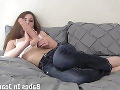 BDSM Femdom Masturbation POV