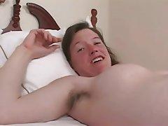 Amateur Anal Hairy Orgasm