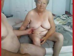Granny Amateur BBW Mature