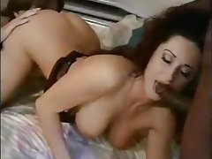 Double Penetration Interracial Italian Pornstar
